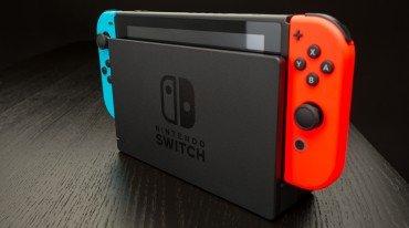 Άγκυρα στην κορυφή της Ιαπωνίας το Nintendo Switch συμφωνα με τη Media Create
