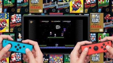 Δύο νέα παιχνίδια έκπληξη έξτρα στο Nintendo Switch Online Service