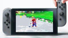 Hackers «έτρεξαν» games του GameCube στο Nintendo Switch