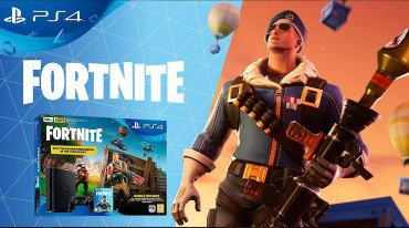 Διέρρευσε PlayStation 4 Fortnite bundle