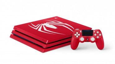 PS4 Pro bundle εμπνευσμένο από το Spider-Man