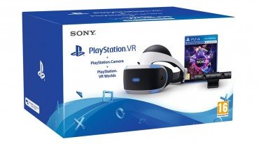Διαγωνισμός με δώρο PlayStation VR, PlayStation Camera και VR games