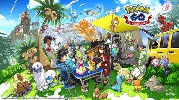 Εξελίξεις τέταρτης γενιάς στο Pokémon Go