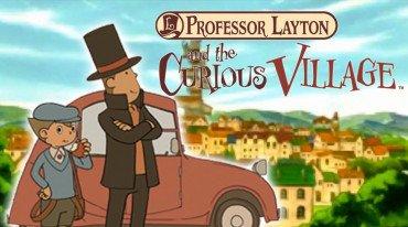 Και στην Ευρώπη το Professor Layton and the Curious Village σε iOS
