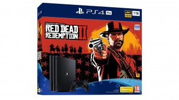 Δύο νέα PlayStation 4 bundles με το Red Dead Redemption 2