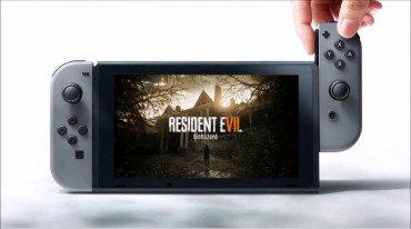 Η Capcom φέρνει το Resident Evil 7 στο Switch μέσω…streaming!
