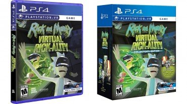 Σε PlayStation VR το Rick and Morty: Virtual Rick-ality