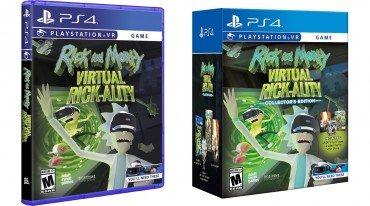 Σε PlayStation VR το Rick and Morty: Virtual Rick-ality