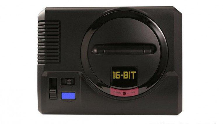 Ανακοινώθηκε το SEGA Mega Drive Mini