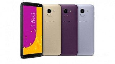 Η Samsung ανακοίνωσε τα Galaxy J4 και J6