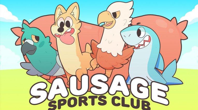 Κυκλοφορία του Sausage Sports Club σε Switch και PC