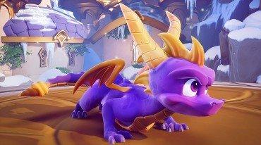 Προβληματίζει η έλλειψη υπότιτλων στο Spyro Reignited Trilogy