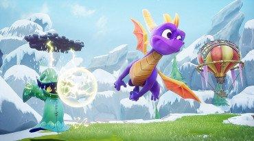 Spyro Reignited Trilogy: Gameplay από έναν ακόμη κόσμο