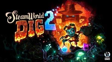 Το Steamworld Dig 2 έρχεται στο 3DS στις 22 Φεβρουαρίου