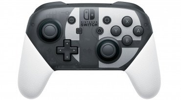 Limited Edition Pro Controller για το Super Smash Bros. Ultimate