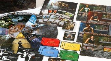 Εντός του 2019 το Tomb Raider Legends: The Board Game