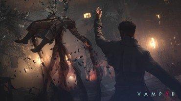 Developer diary για το Vampyr