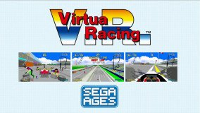 SEGA και M2 φέρνουν το Virtua Racing στο Nintendo Switch