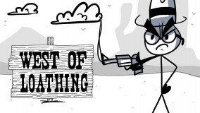 Αυτό το μήνα η κυκλοφορία του West of Loathing στο Switch