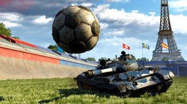 Επέστρεψε το Tank Football στο World of Tanks