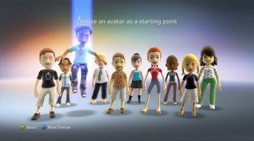 Πληροφορίες για τα νέα avatars του Xbox Live