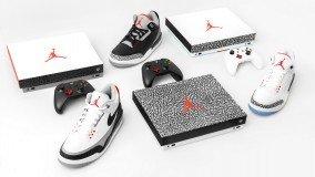 Η Microsoft ετοίμασε ειδική έκδοση του Xbox One X για τον Michael Jordan