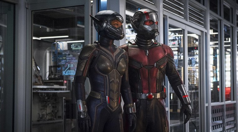 Νέο τηλεοπτικό spot για το Ant-Man and the Wasp