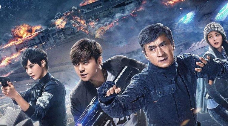 O Jackie Chan πρωταγωνιστεί στην ταινία Bleeding Steel