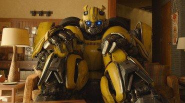 Reboot των ταινιών Transformers το Bumblebee