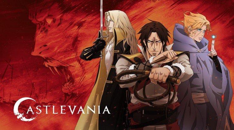 Ημερομηνία για τη δεύτερη σεζόν της σειράς Castlevania