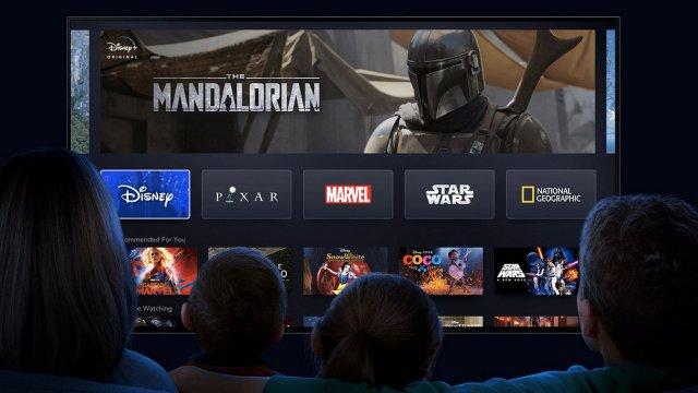 4 ταυτόχρονα streams και δωρεάν 4Κ στο Disney Plus