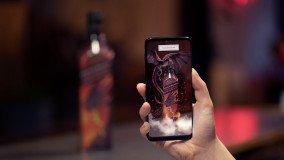 Με τεχνολογία AR ο εορτασμός για τα συλλεκτικά μπουκάλια Johnnie Walker Game of Thrones