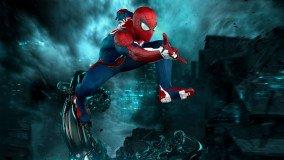 Εκπληκτικό συλλεκτικό αγαλματίδιο του Marvel's Spider-Man από την Slideshow