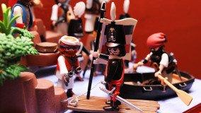 Η Ελληνική Επανάσταση με τη βοήθεια της Playmobil στο Εθνικό Ιστορικό Μουσείο
