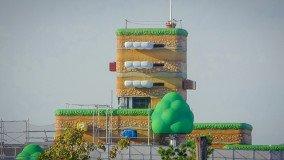 Νέες φωτογραφίες από το Super Nintendo World theme park της Universal Studios στην Ιαπωνία