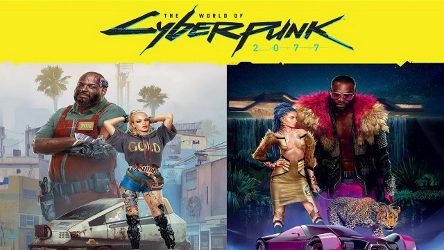 The World of Cyberpunk 2077: Ανακοινώθηκε το Cyberpunk 2077 Lore Book