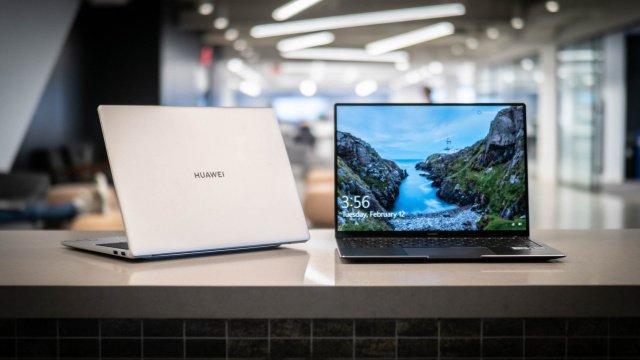 Επανήλθαν στο Microsoft store τα Huawei Matebook laptops