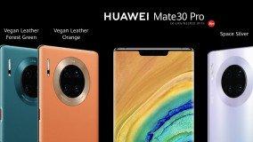 Αποκαλύφθηκαν επίσημα τα Huawei Mate 30 Pro και Huawei Mate 30