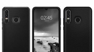 Η Spiegen «μαρτυρά» και το design του Huawei P30 Lite