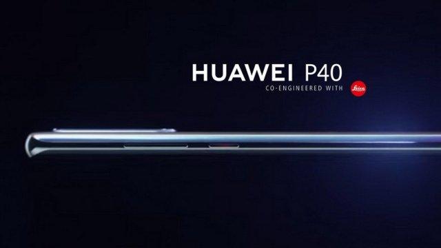 Διέρρευσε το πρώτο render για το Huawei P40