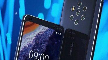 Διέρρευσαν οι επίσημες φωτογραφίες του Nokia 9 PureView