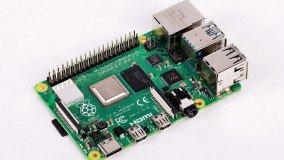 Το Raspberry Pi 4 board έρχεται και με 8GB RAM