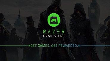 Λουκέτο στο Razer Game Store