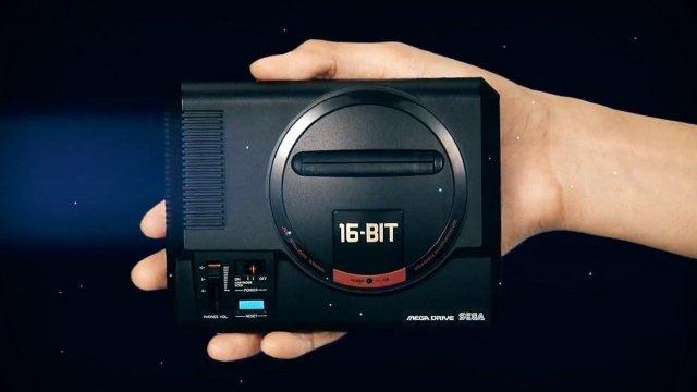 SEGA Mega Drive Mini Hands On Preview