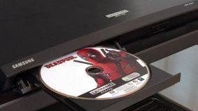 Η Samsung σταματά την παραγωγή 4K UHD Blu-ray players