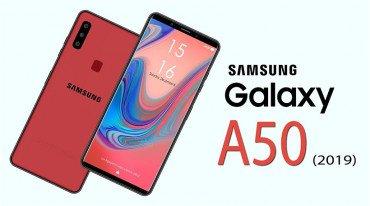 Διαρροή χαρακτηριστικών για τα Galaxy A50, Galaxy A30, Galaxy A10