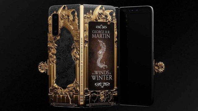 H Caviar ανακοίνωσε το Samsung Galaxy Fold Game of Thrones Edition