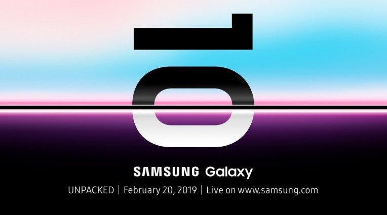 Διέρρευσε φωτογραφία με τα Samsung Galaxy S10