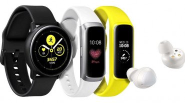 Ανακοινώθηκε νέα σειρά Samsung Galaxy wearables