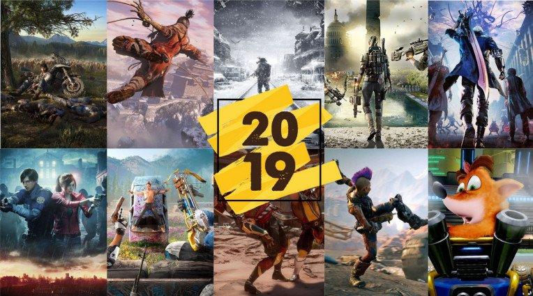 Τα 45+1 πιο αναμενόμενα videogames του 2019